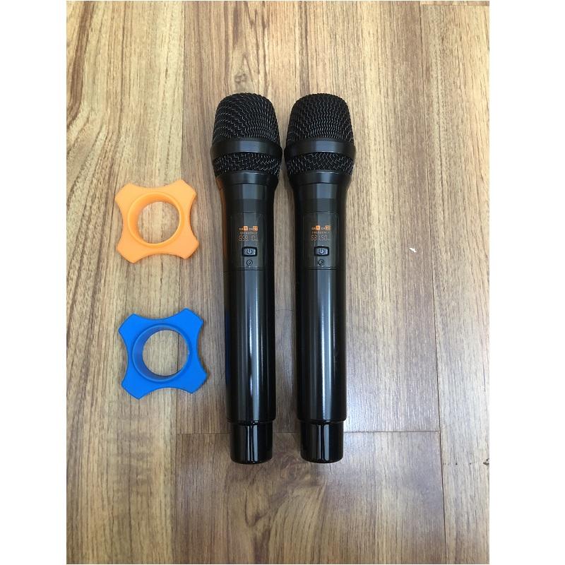 Micro Karaoke Không Dây Cao Cấp Rely RL-W700, Phạm vi sử dụng 100m, Chống rú rít cực tốt - Hàng nhập khẩu