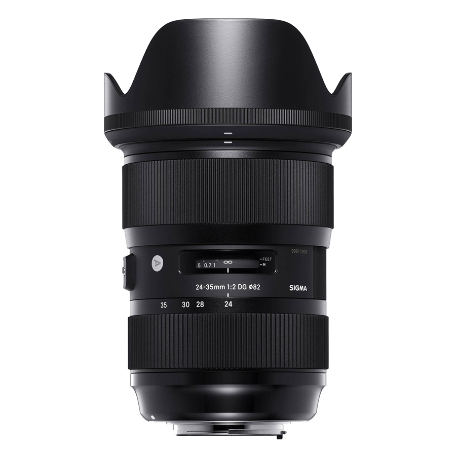 Ống kính Sigma 24-35 F2 DG HSM For Canon - Hàng chính hãng