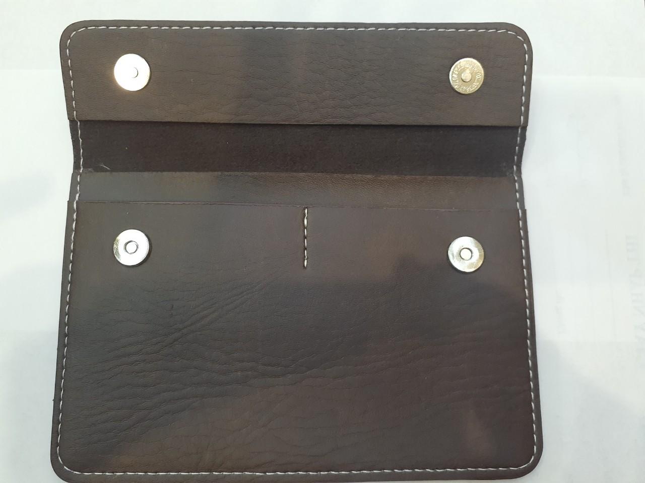 Túi Da Xịn Đựng Đăng Kiểm, Giấy Tờ dành cho xe Mazda