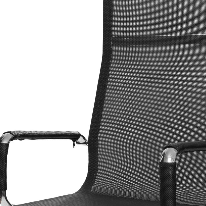 Ghế chân quỳ lưới cho phòng họp MN-G801D
