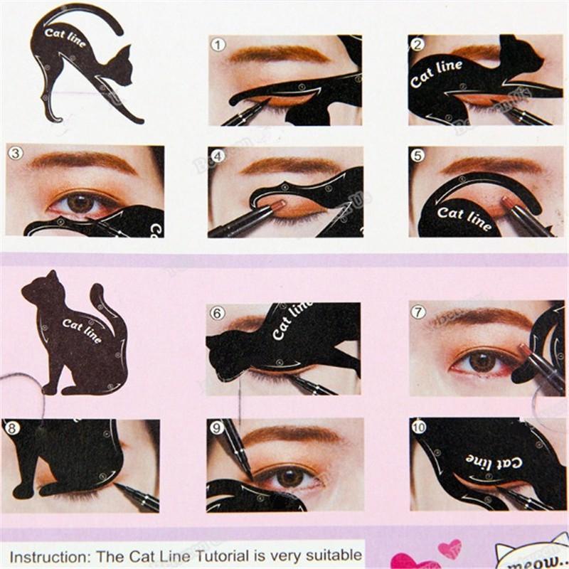 Dụng cụ vẽ mắt đa năng