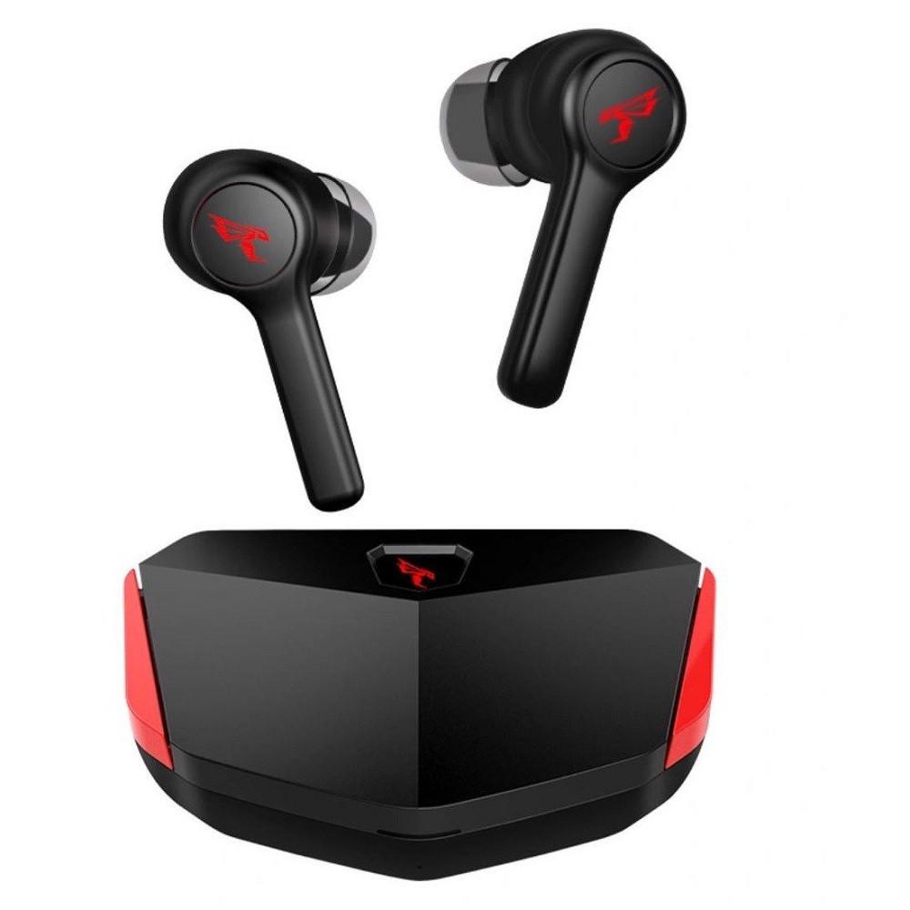 Tai Nghe True Wireless Somic GX501 - Tai nghe Gaming độ trễ cực thấp 65s, Bluetooth 5.0, Thiết kế hầm hố có đèn led, Chống nước IPX4 - Hàng Chính Hãng