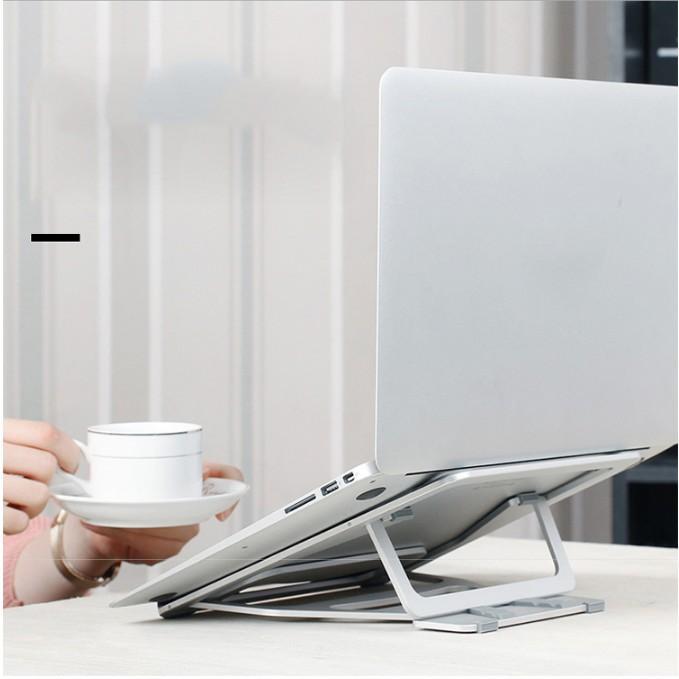 Giá Đỡ Macbook-Laotop Cao Cấp JRC-S5 - Điều Chỉnh Độ Cao Phù Hợp Với Người Dùng