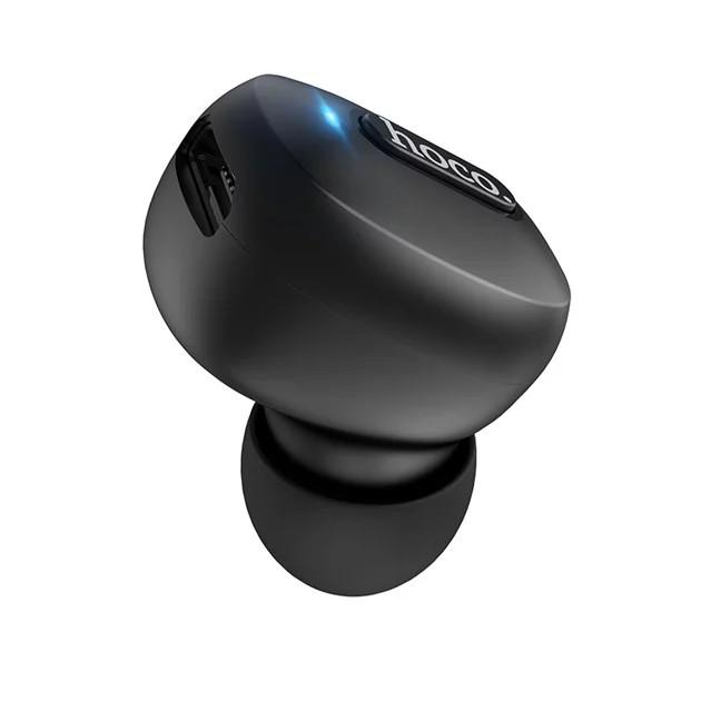 Tai Nghe 1 Bên Bluetooth V5.0 Có Mic Hoco EK04 Phạm Vi Kết Nối 10 - 15m - Hàng Chính Hãng
