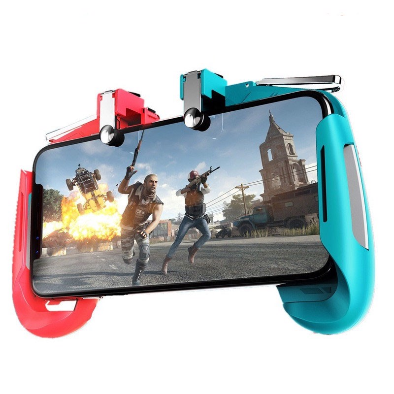 Tay cầm hỗ trợ chơi Game PUBG Mobile AK16, Tay cầm chơi game cao cấp