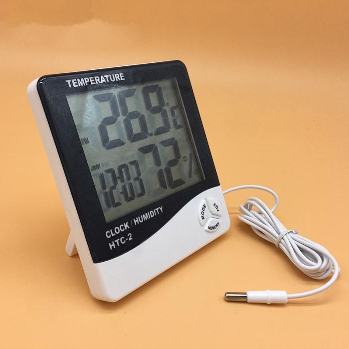 Máy đo nhiệt độ độ ẩm Model HTC-2