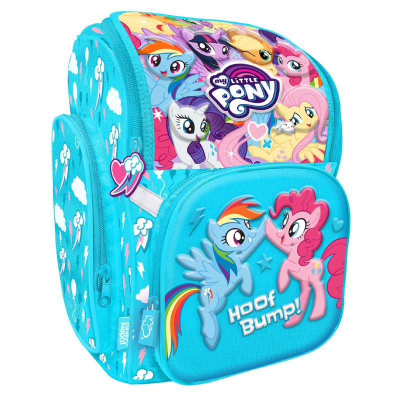 Balo Học Sinh Clever Hippo Fancy My Little Pony Cô Nàng Cá Tính BP1204
