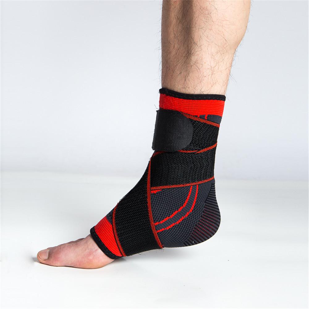 Bảo vệ cổ chân – có dây cố định