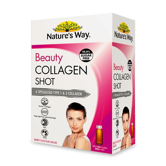 Thực phẩm bảo vệ sức khỏe Beauty Collagen Shot