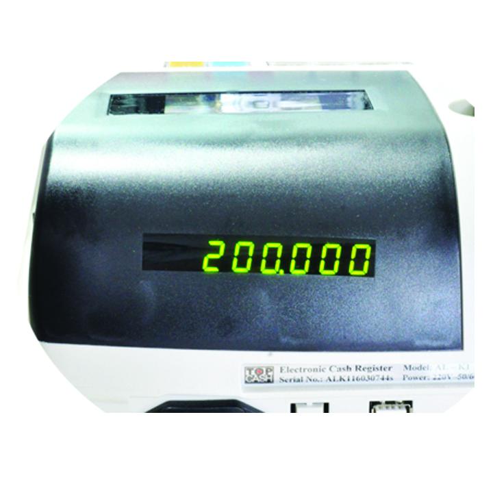 Máy tính tiền Topcash AL-K1Plus - Hàng chính hãng