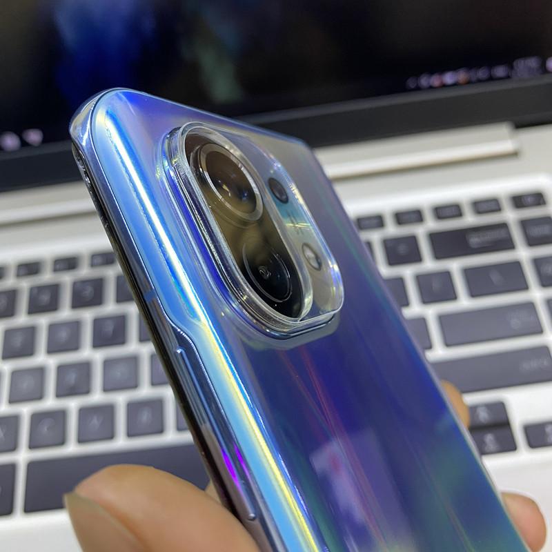 Kính cường lực Camera cho Xiaomi Mi 11 Full