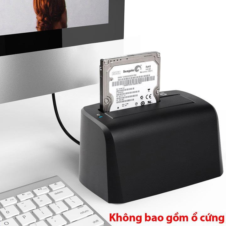 Dock ổ cứng chuẩn SATA USB 3.0 6519US3