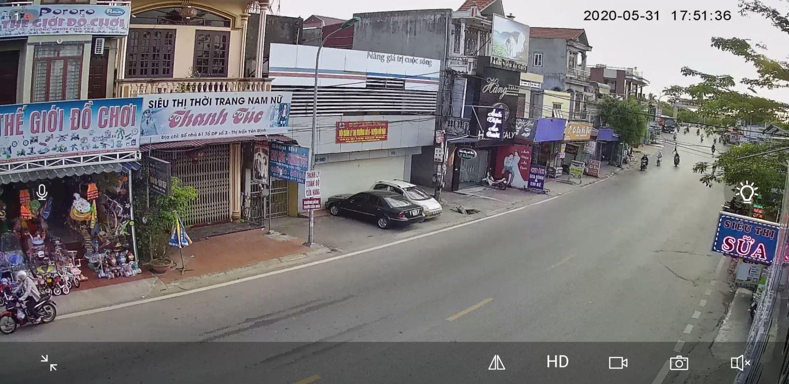 Camera IP Ngoài trời chống nước 3Mpx Srihome SH035 - Wifi khỏe - Hàng chính hãng
