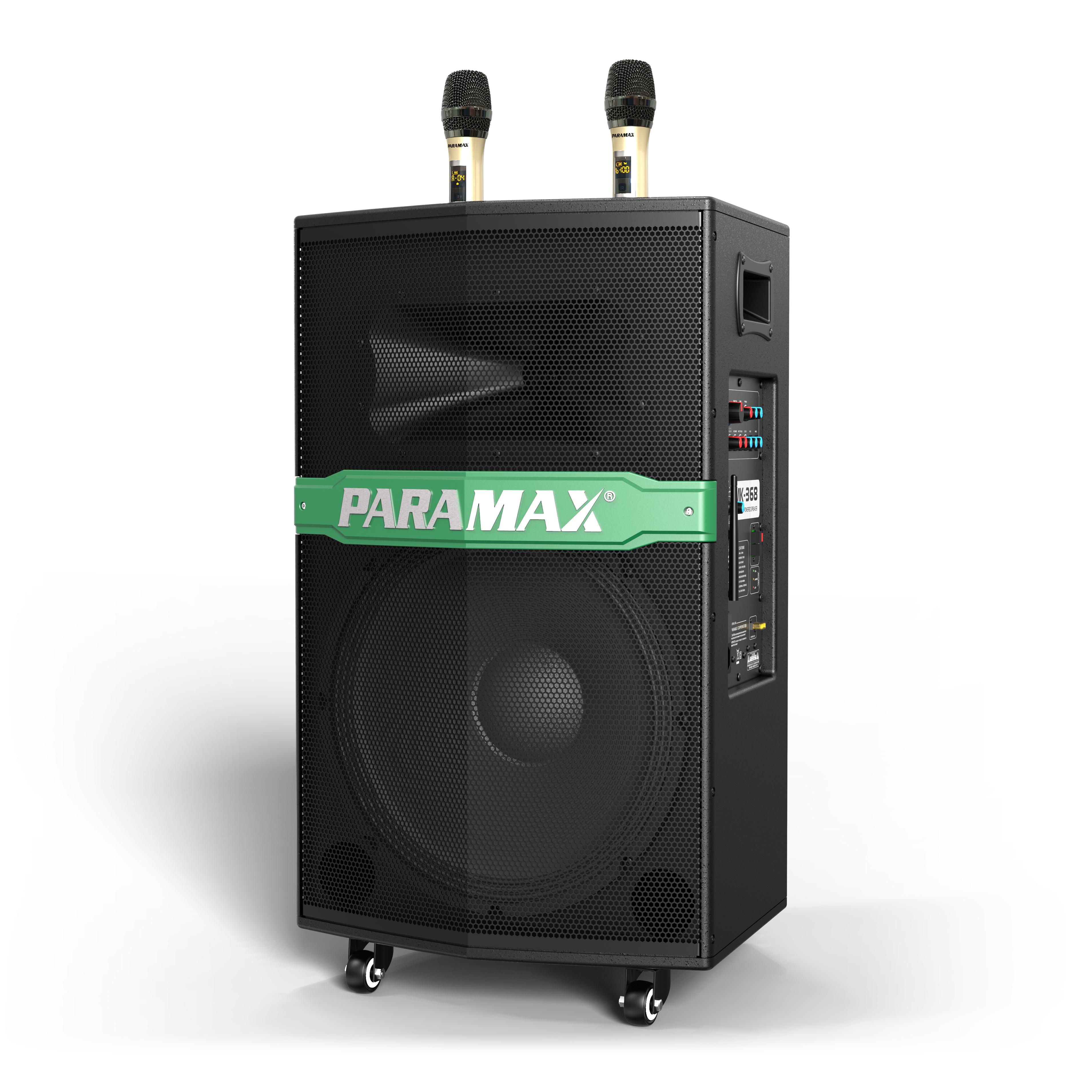 Loa kéo di động Paramax MK-368  -Hàng chính hãng