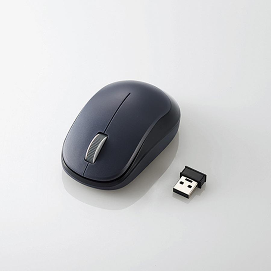 Chuột không dây BlueLED ELECOM M-DY12DB - Hàng Chính Hãng