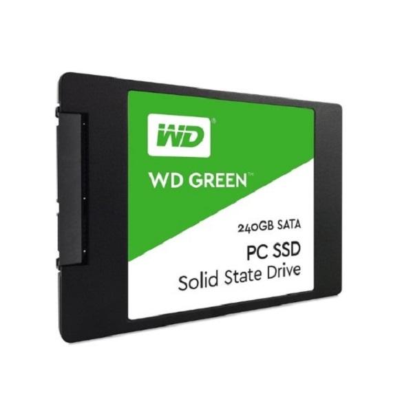 Ổ Cứng SSD WD Green 240GB 3D NAND - WDS240G2G0A - Hàng Chính Hãng + Tặng Đèn Led