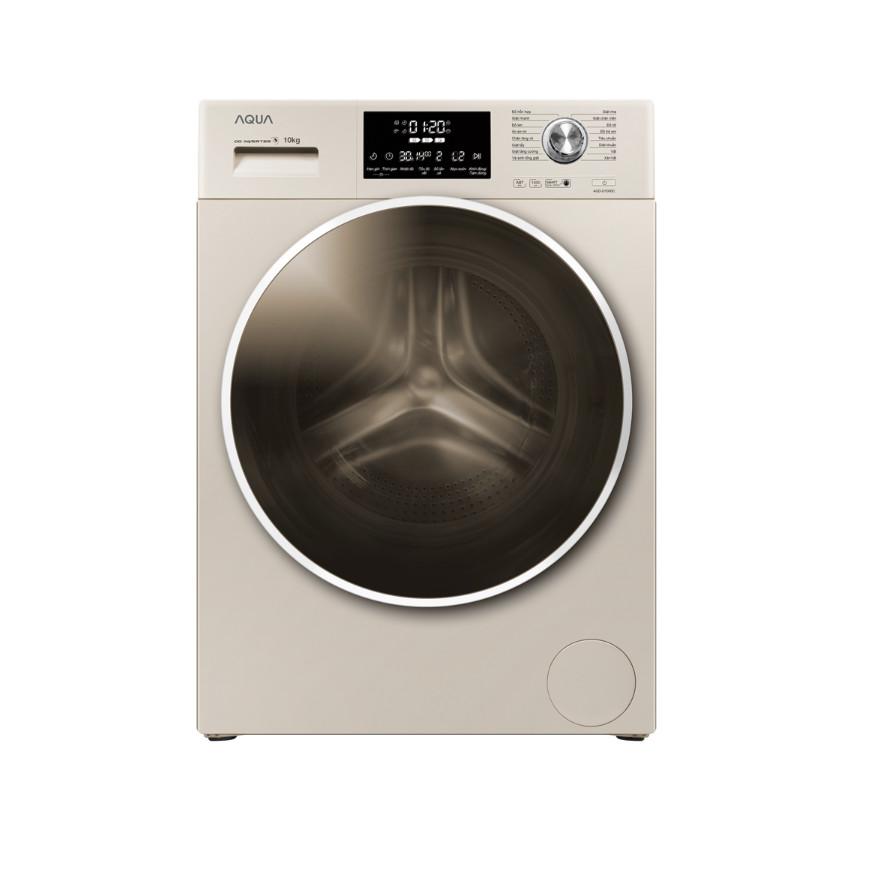 Máy giặt AQUA AQD-D1000C N2, 10kg, Inverter ( HÀNG CHÍNH HÃNG)