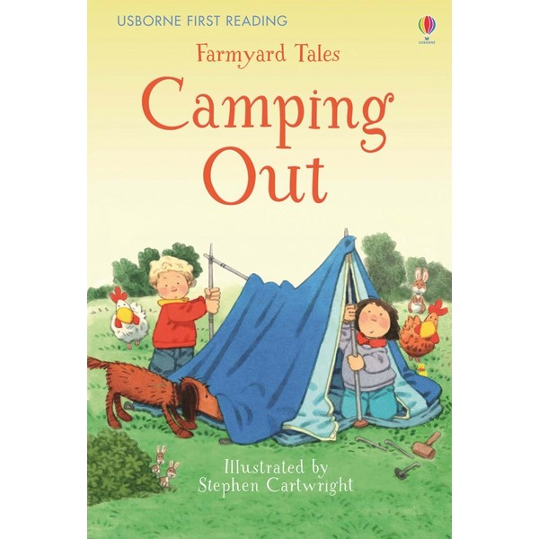 Usborne Camping Out