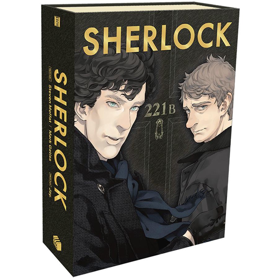 Sherlock (Boxset 3 Tập Manga)