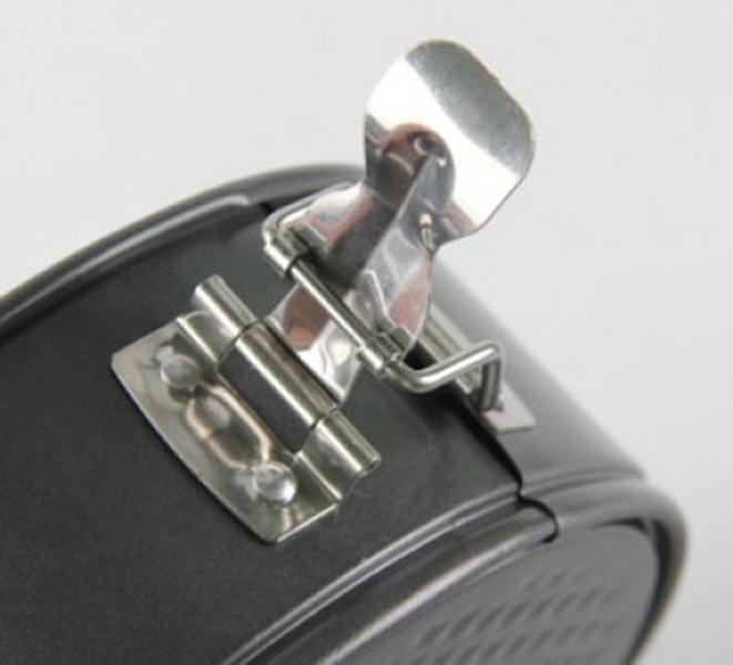 Khuôn chống dính hình tròn đế rời có khóa 24cm