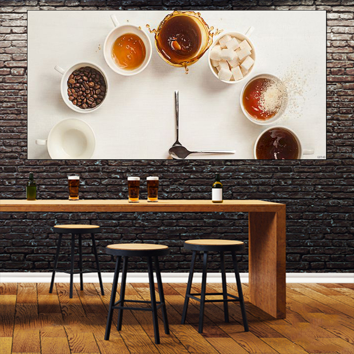 Trang dán tường phòng ăn GDT-48