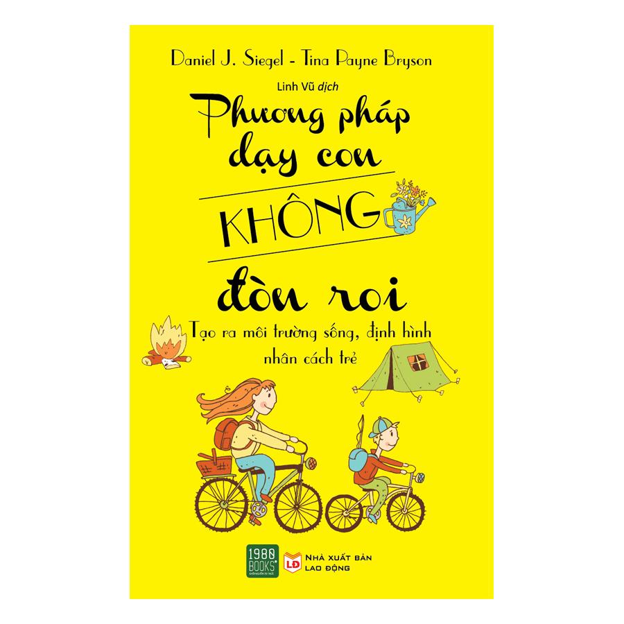 Combo Phương Pháp Dạy Con Không Đòn Roi (2 Cuốn)