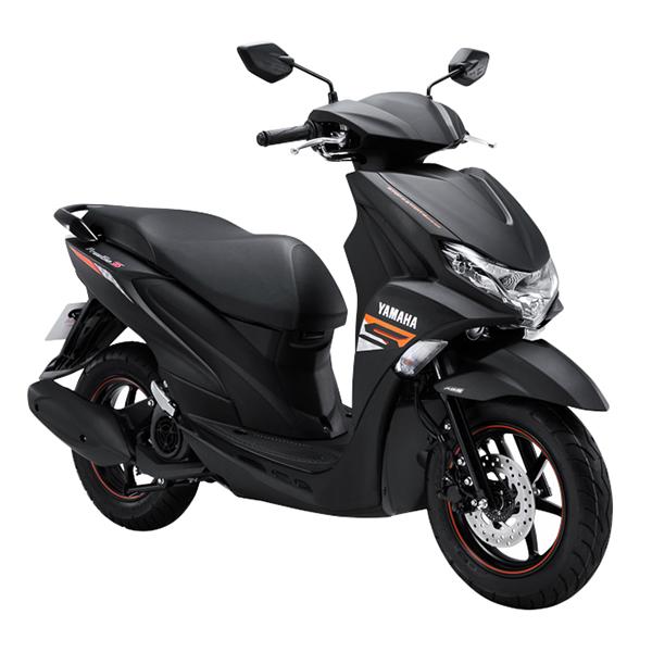 Xe máy Yamaha Freego S (Bản đặc biệt) - Đen nhám