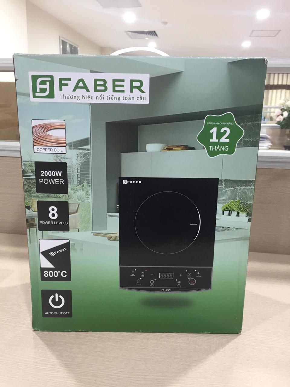 Bếp từ đơn Faber FB-INC - Hàng nhập khẩu
