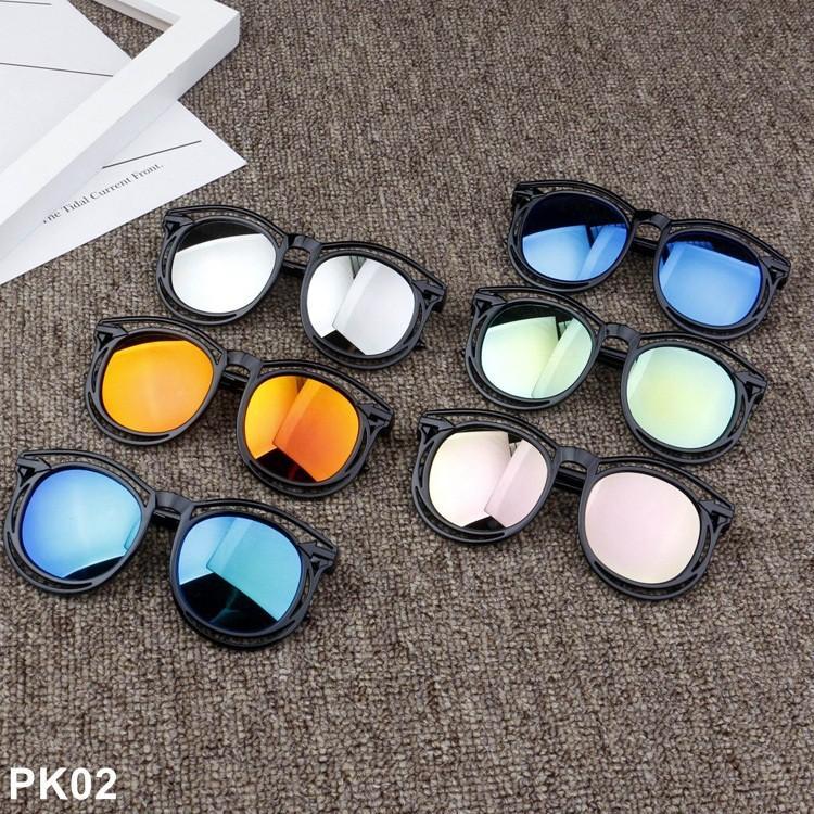 Kính Mắt Tráng Gương Hàn Quốc Chống Tia UV Cho Bé PK02
