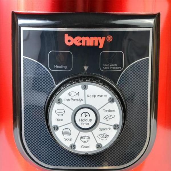 Nồi Áp Suất Đa Năng Benny BP-06S (6L) - Hàng chính hãng
