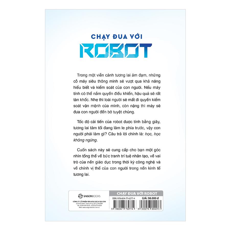 Chạy Đua Với Robot