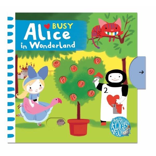 Cambell Fush Full Slide Series: Busy Alice In Wonderland