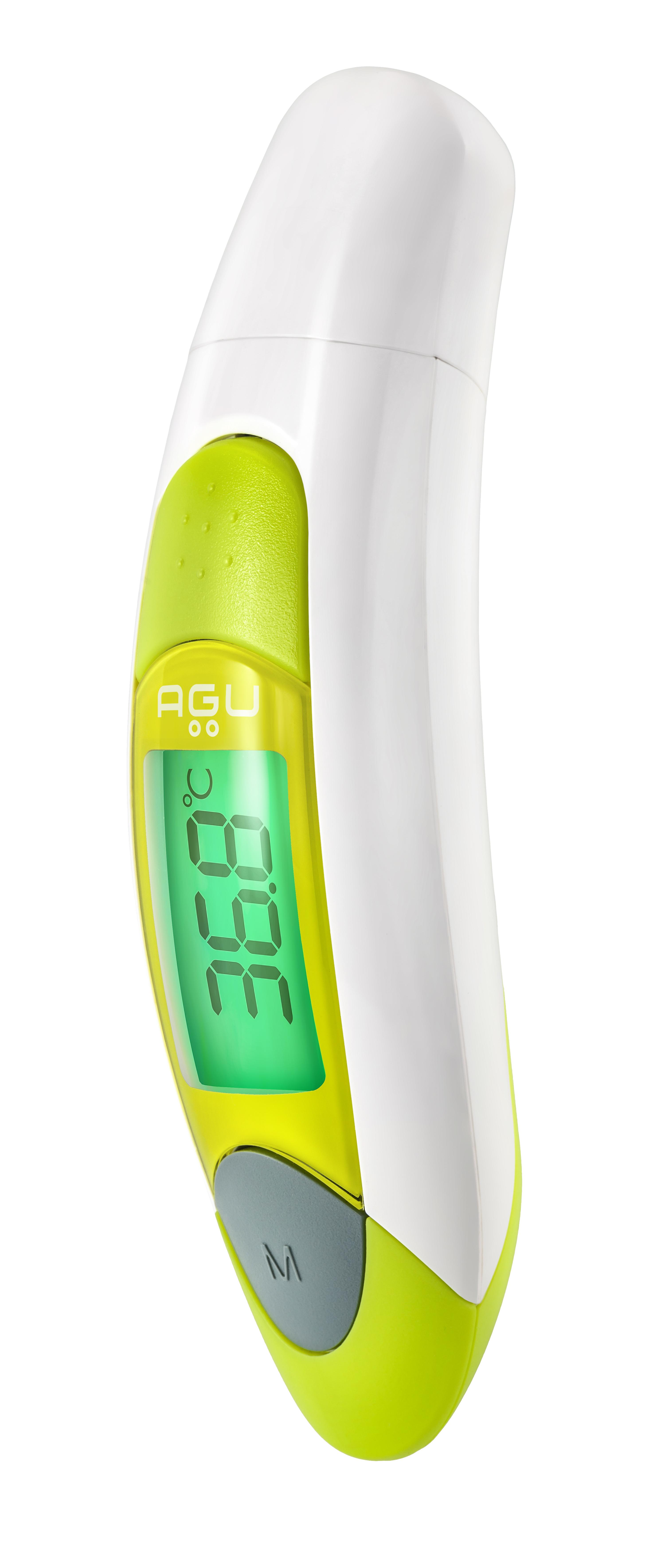 Nhiệt kế  hồng ngoại không tiếp xúc đo nhanh kết quả chính xác Máy Nhiệt kế hồng ngoại Agu TS31(Bảo  Hành 3 năm chính hãng)