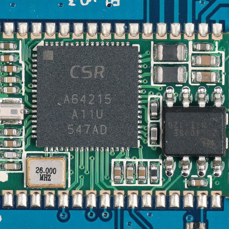Bộ DAC Giải Mã Âm Thanh Bluetooth 4.2 NFC aptX S.M.S.L B1 AZONE