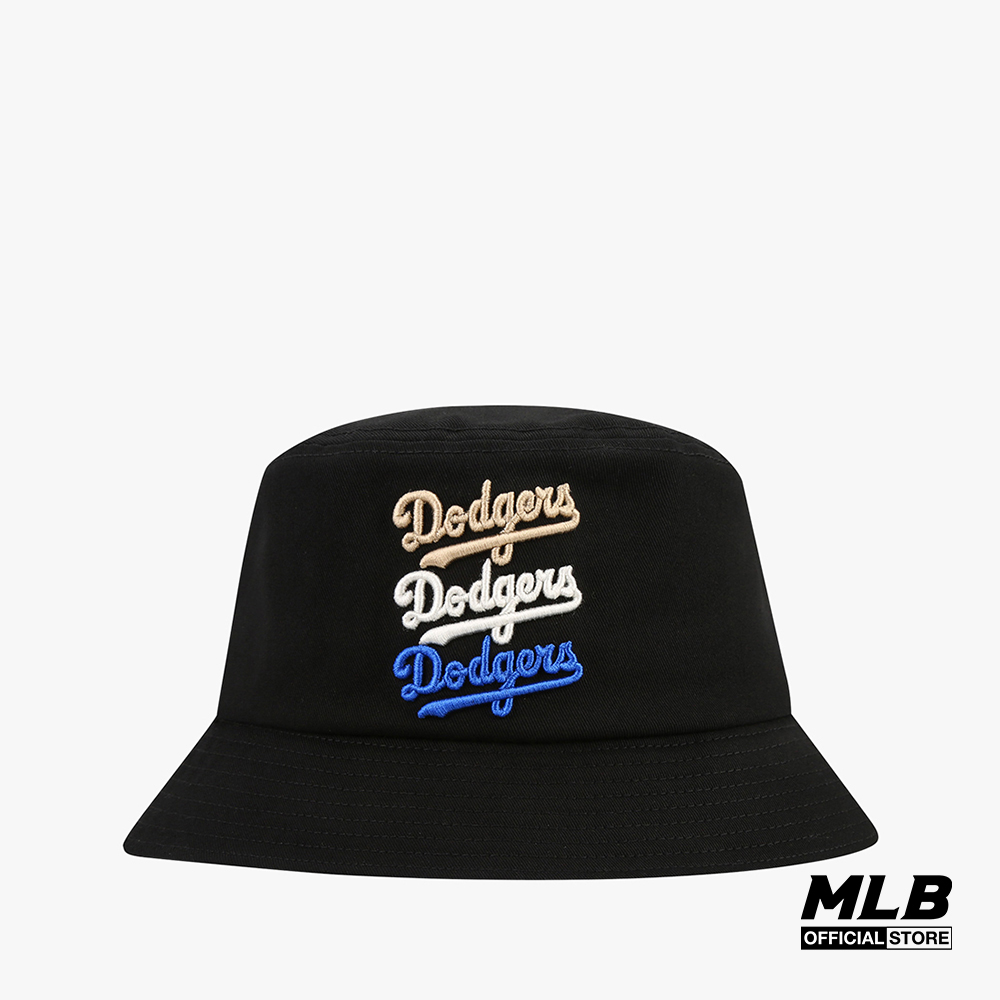 MLB - Nón bucket thời trang Logo Mania 32CPHI111-07L