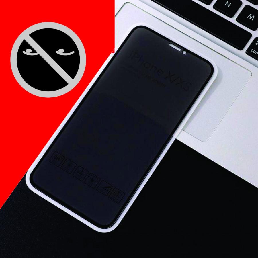 Kính cường lực chống nhìn trộm cho iphone X