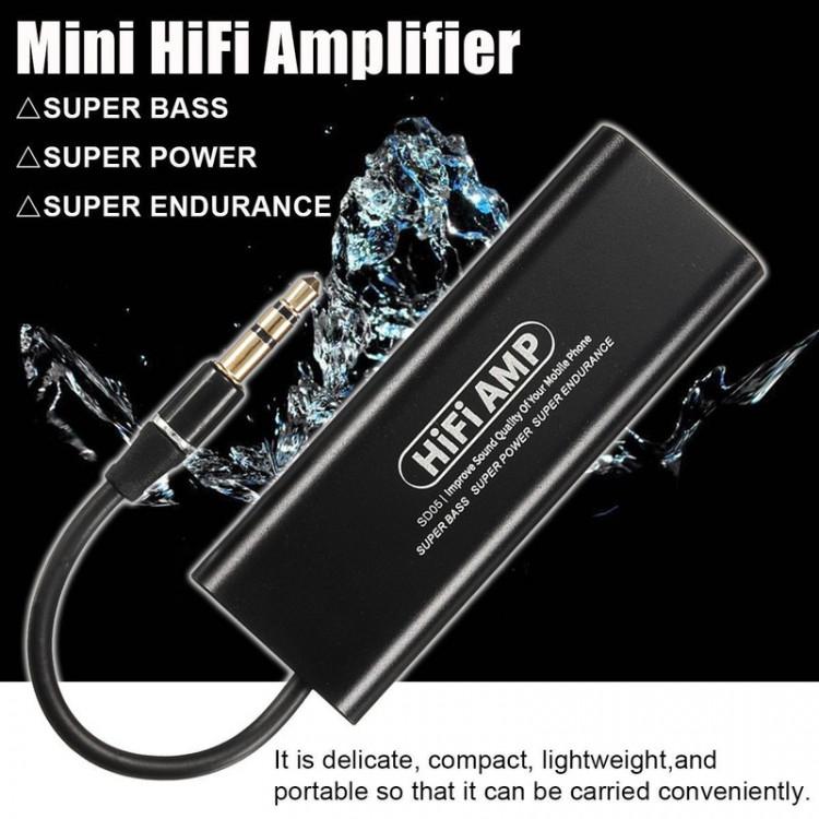 Cáp Âm Thanh HIFI AMP SD05 khuếch đại cao cấp LG-SD05 - Hàng Nhập Khẩu