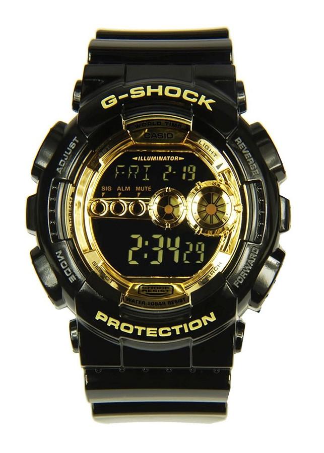 Đồng hồ nam chính hãng Casio GD-100GB-1DR