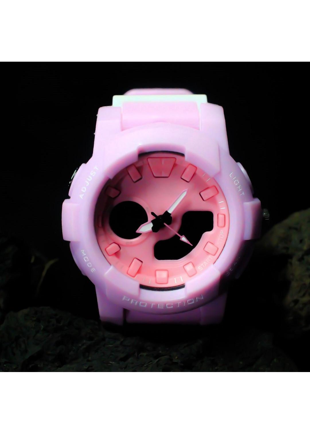 Đồng hồ Thể thao Nữ Siêu Chống Nước, Siêu Chống Sốc kiểu dáng Trẻ trung, năng động, nhiều màu siêu dễ thương