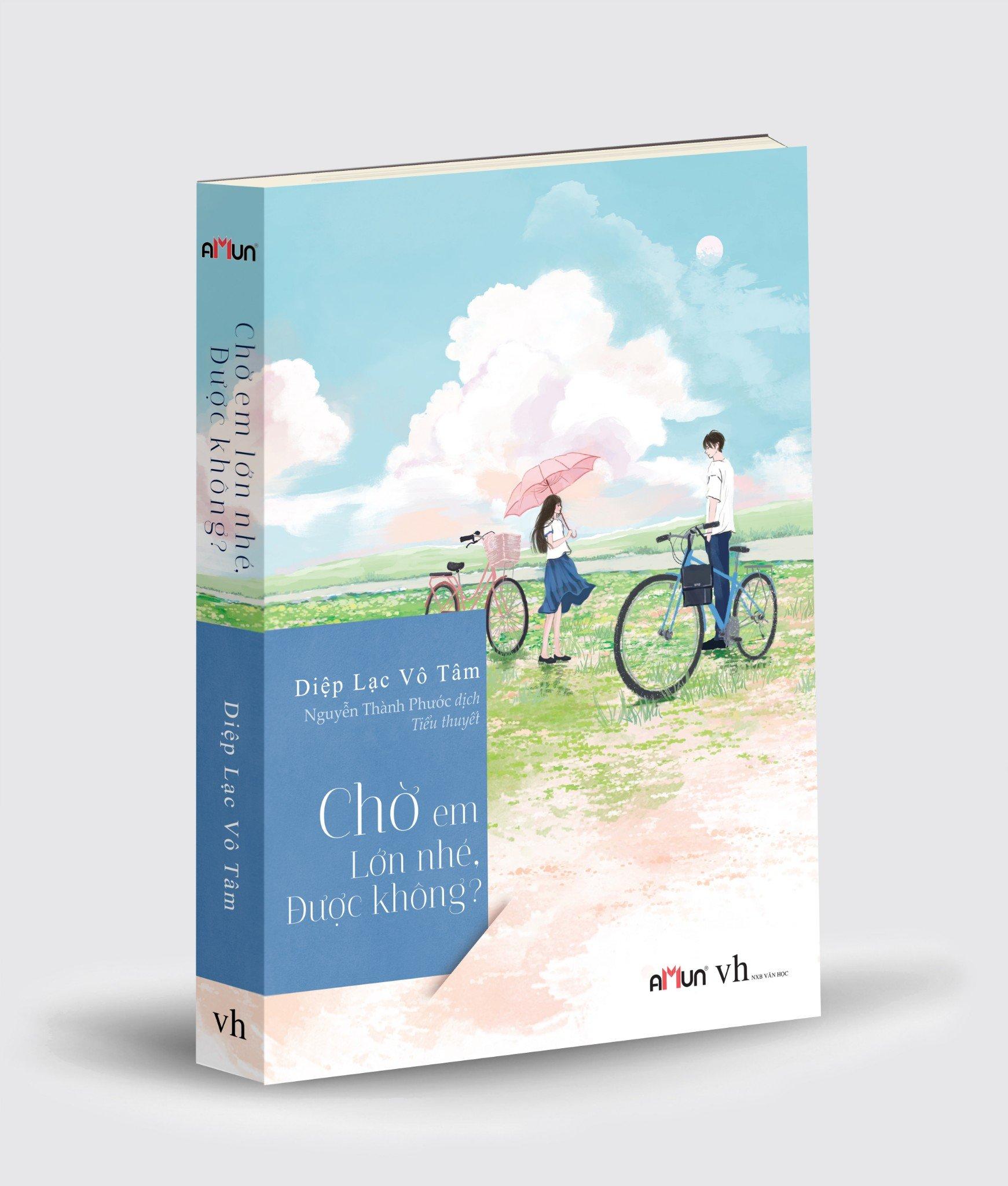 Combo Ngôn Tình Trung Quốc Hot Nhất Tháng: Nếu Không Là Tình Yêu + Chờ Em Lớn Nhé Được Không? (Bộ 2 Cuốn Sách Được Độc Gỉa Yêu Thích Nhất Của Diệp Lạc Vô Tâm / Tặng Kèm Bookmark Green Life)