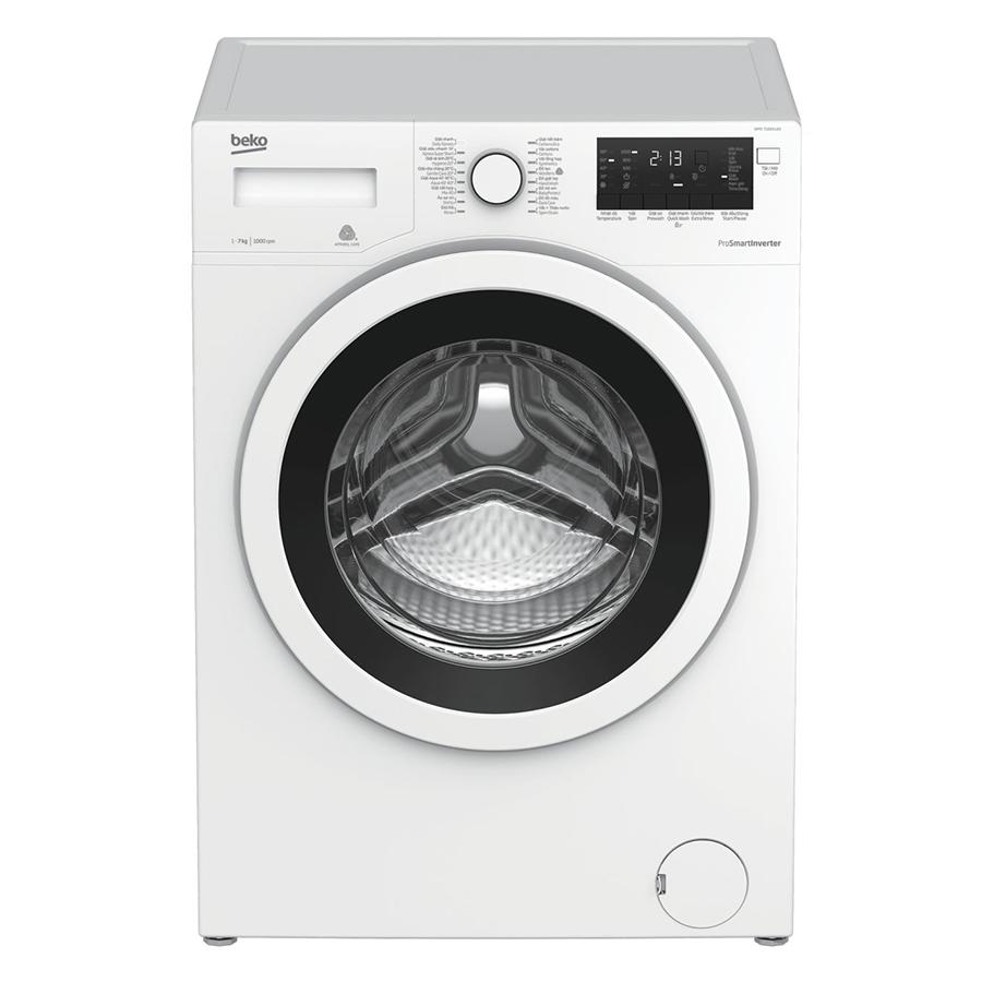Máy Giặt Cửa Trước Inverter Beko WMY 71083 LB3 (7kg) - Hàng Chính Hãng