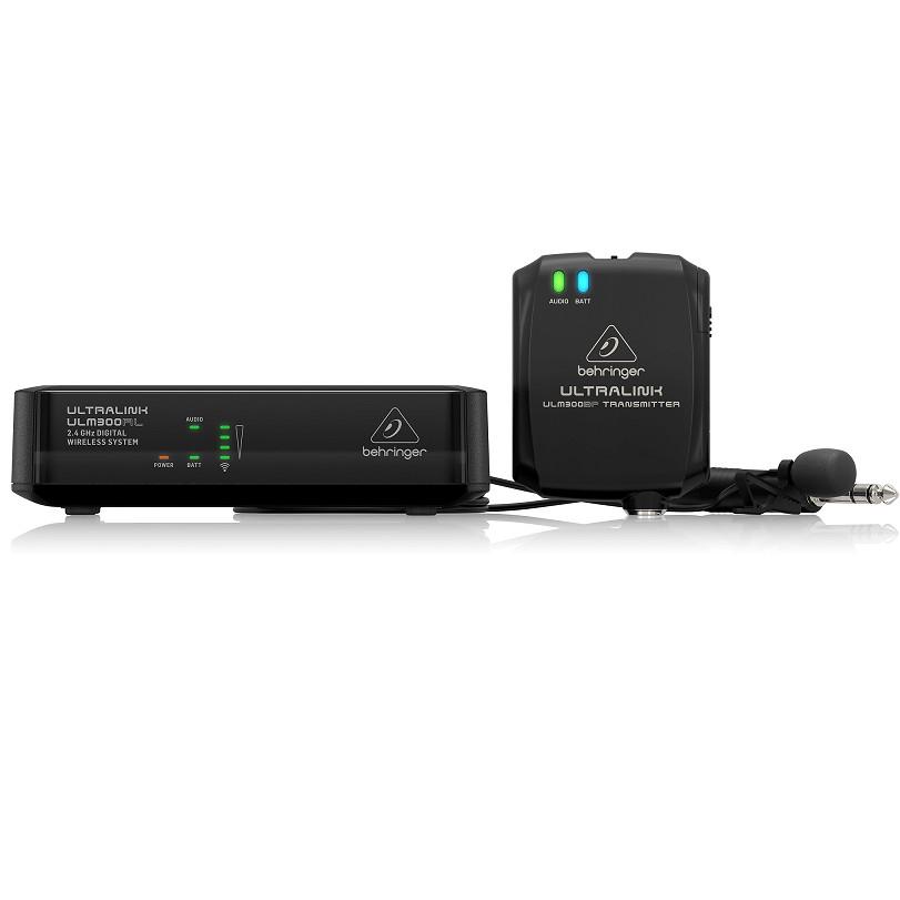 MICRO BEHRINGER ULM300LAV- 2.4 GHz Digital Wireless System-  Hàng chính hãng