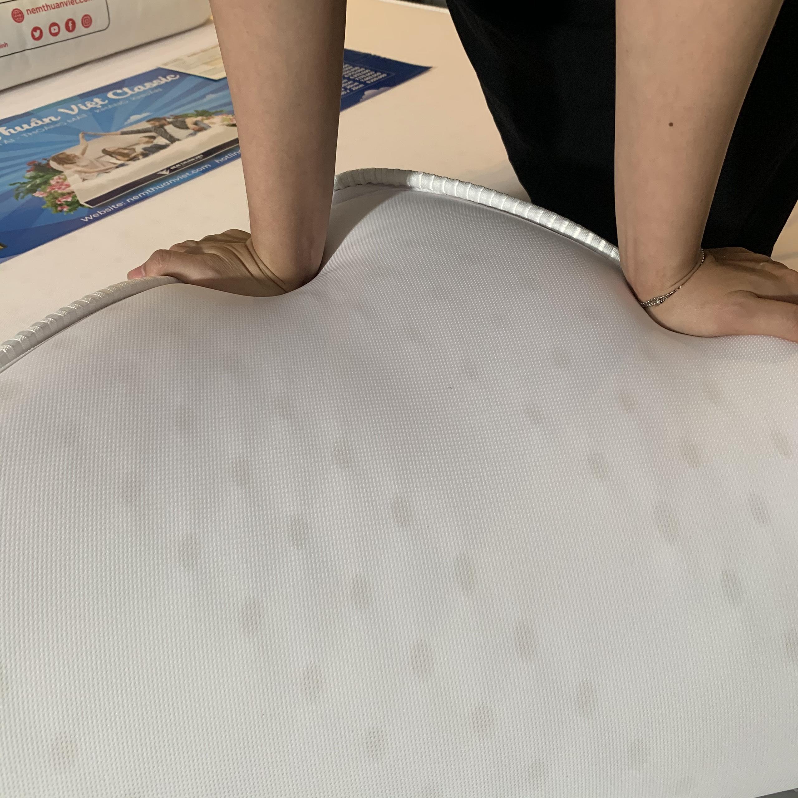 (1m2x2mx15cm) Nệm cao su Thuần Việt Ruby - Nệm Foam cao cấp thế hệ mới