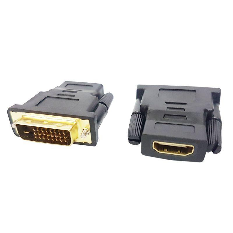 Đầu Chuyển DVI 24+1 ra HDMI - không bị nhiễu full HD