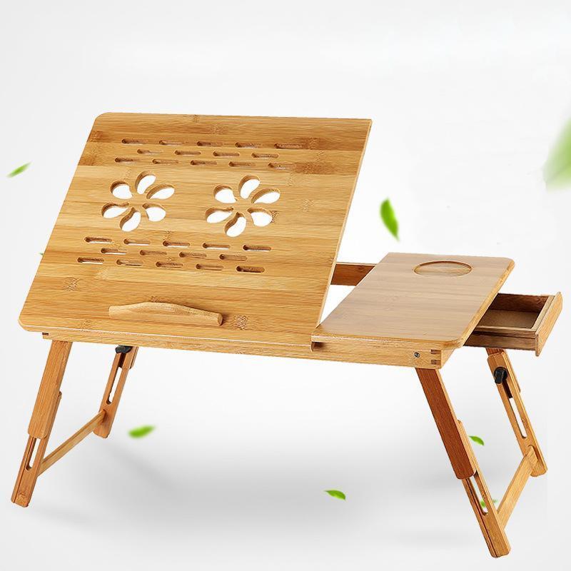 Bàn Laptop đa năng bằng trúc sào - Thân thiện với môi trường - Home and Garden