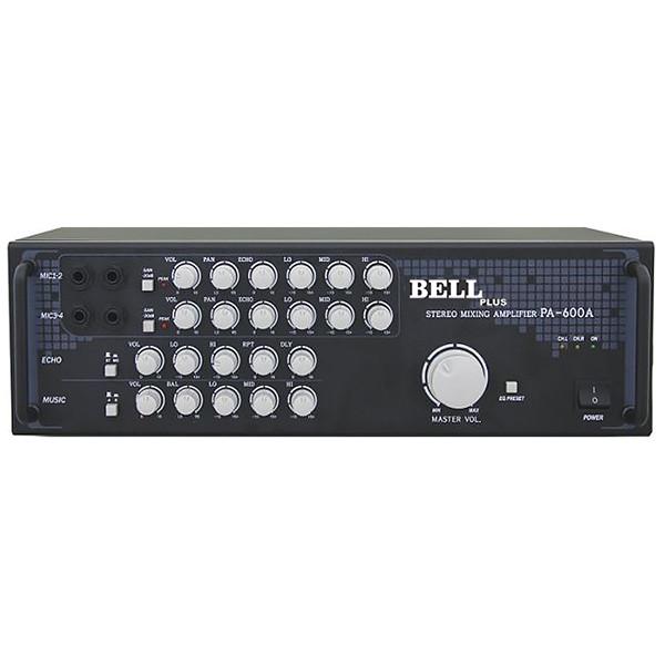 Âmpli karaoke PA - 600A BellPlus (hàng chính hãng)