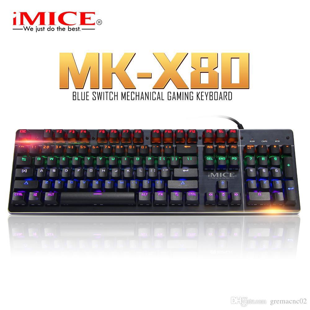 Phím cơ Imice KM X80