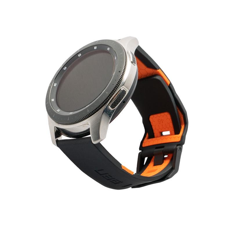 Dây đeo Samsung Galaxy Watch 46mm UAG Civilian Silicone - Hàng Chính Hãng