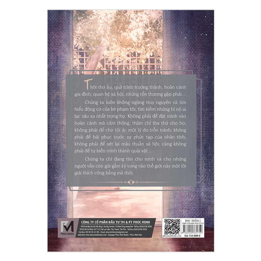 Đọc Thầm - Tập 3 (Tặng Kèm 1 Postcard)