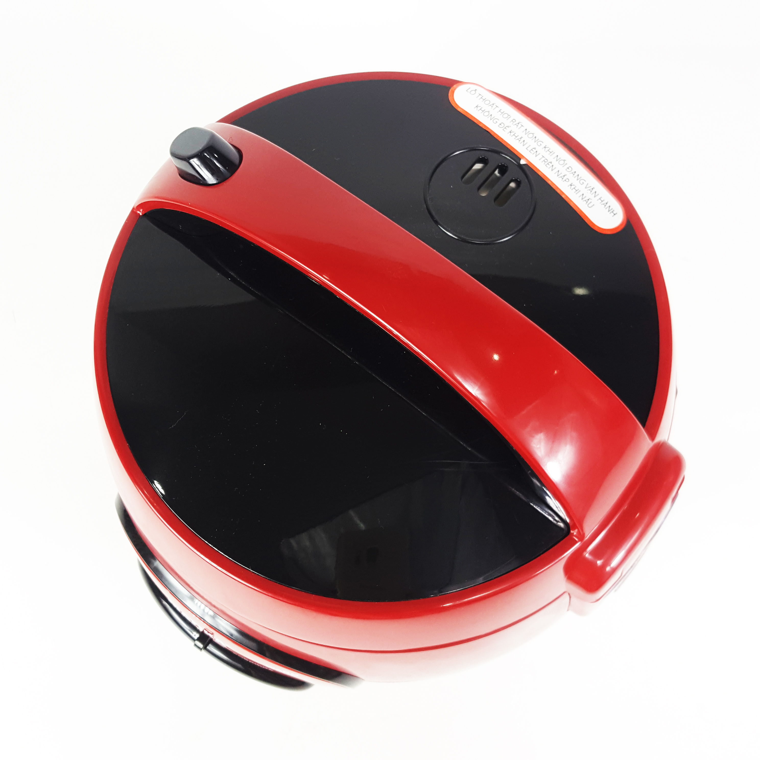 Nồi cơm điện Matika MTK-RC0812 (0.8L) sắc đỏ nổi bật, nấu cơm cực đỉnh (Hàng chính hãng)